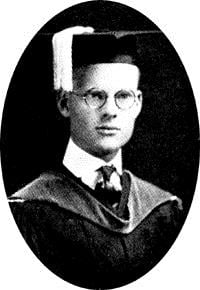 W. Edwards Deming - college graduation