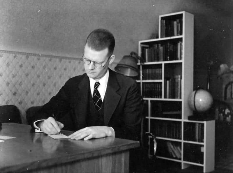 W. Edwards Deming - 1930s