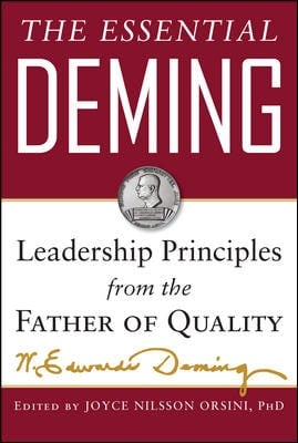 Image of the cover of Essential Deming