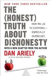 image of the cover of The Honest Truth About Dishonesty