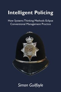 image of the book cover for Intelligent Policing