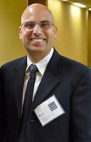 photo of Ravi Roy