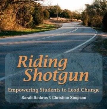 cover image of book - Riding Shotgun