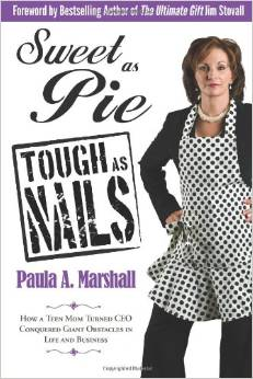 Book cover: Sweet as Pie - Tough as Nails