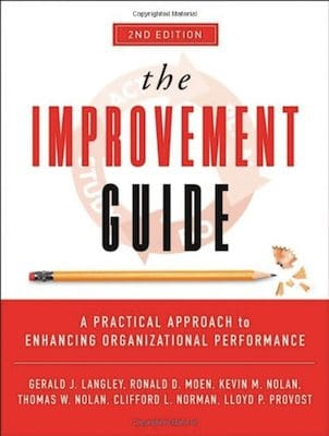 cover image for The Improvement Guide